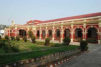 St Mary's Convent College, Prayagraj building