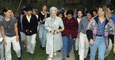 Chiara Lubich: A light and beacon for teens