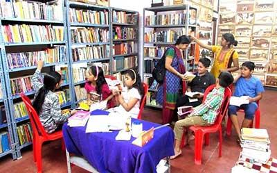Yashoda Shenoy's library