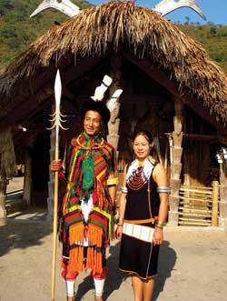 Chakhesang tribe