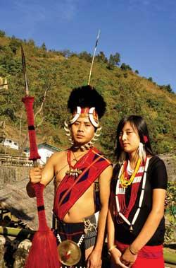 Chang tribe