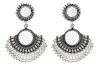 Indian statement earrings