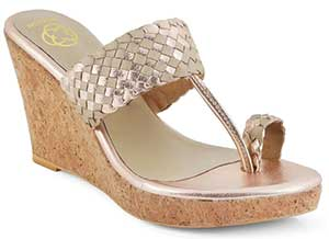 Indian style wedges
