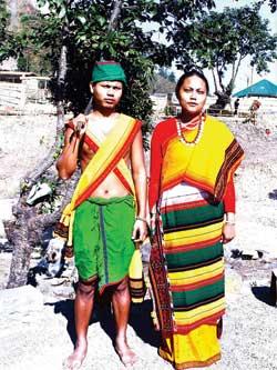 Kachari tribe
