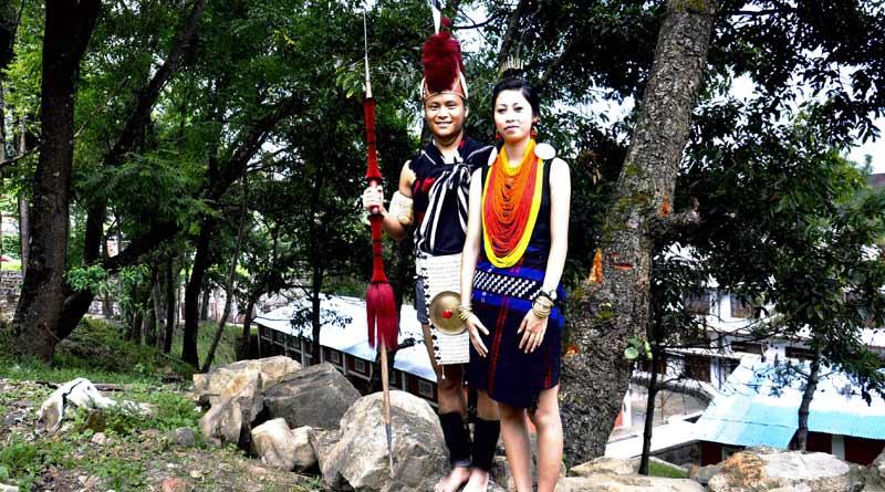 Khiamniungan tribe