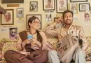 Irrfan Khan and Radhika Madan in a scene from Angrezi Medium