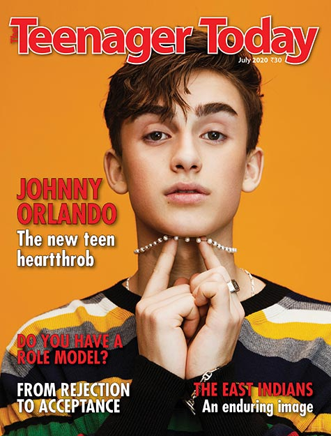 Cover of the June 2020 issue of The Teenager Today
