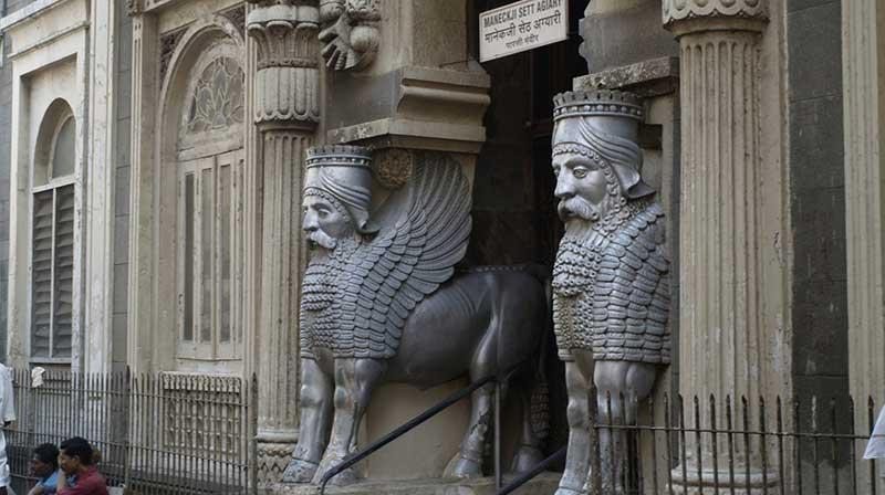 Parsi fire temple
