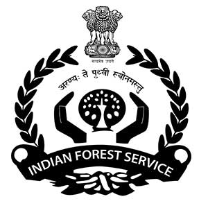 Indian Forest Service logo