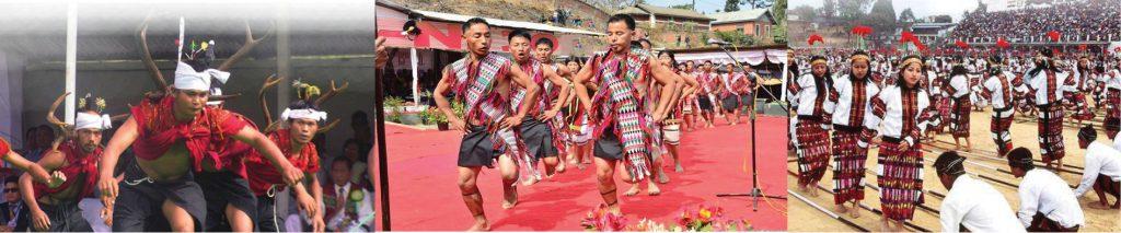 Chumpha Festival, Gang Ngai Festival and Kut Festival