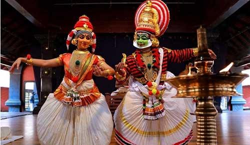 Koodiyattam classical dance form of Kerala