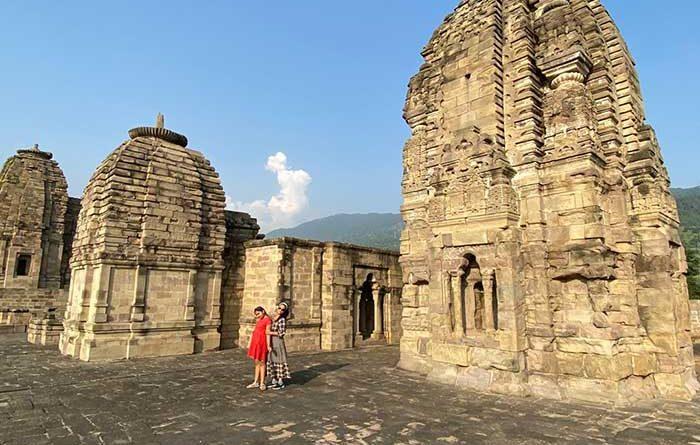 Kiramchi Temple Complex in Udhampur