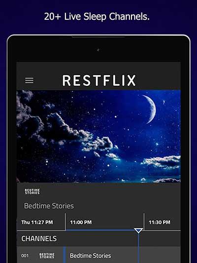 Restflix app