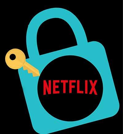 Netflix lock profile