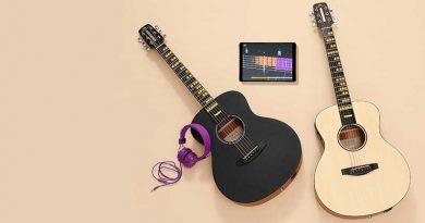 PopuTar acoustic smart guitar