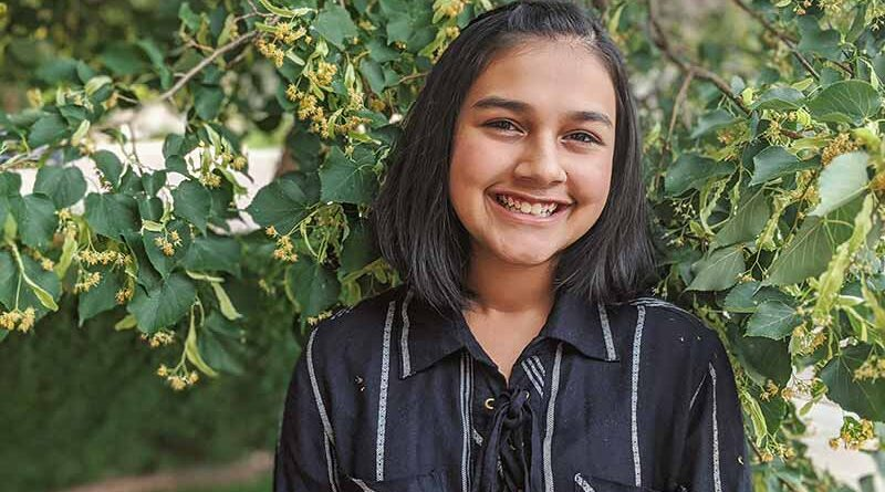 Gitanjali Rao, 15-year-old scientist and inventor