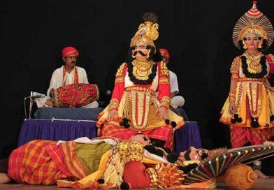 Yakshagana play