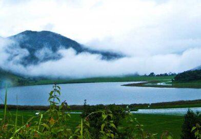Rih Dil Lake in Mizoram