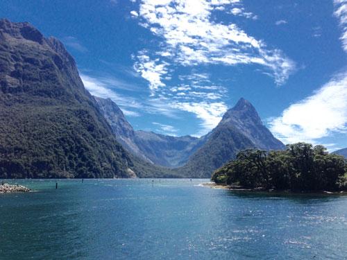 New Zealand South Islands