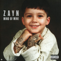 Mind of Mine CD cover