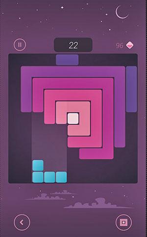 Eklips puzzle game