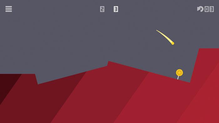 Not Golf game screenshot