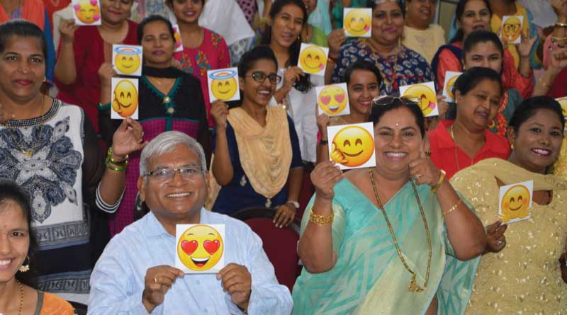 Moses M Gomes (Founder) and Jean Gomes (Principal) of Michael High School, Kurla West, Mumbai
