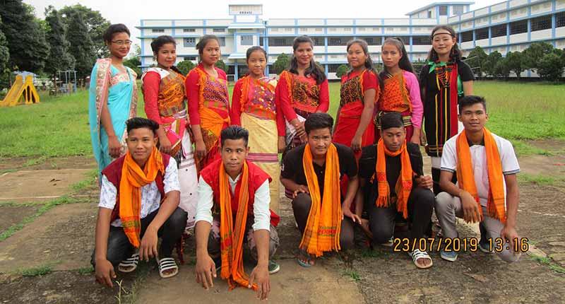 Tiwa youth group