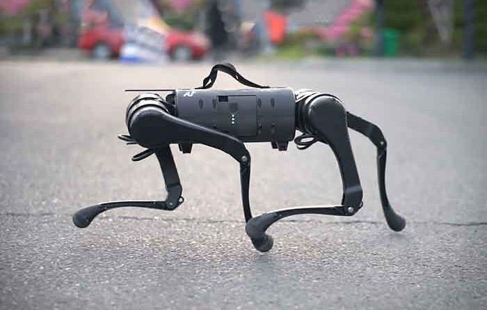 A1 Unitree robotic canine