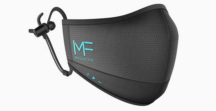 Maskfone smart mask