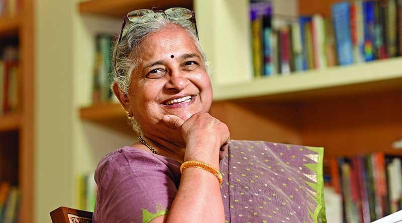 Mrs Sudha Murthy
