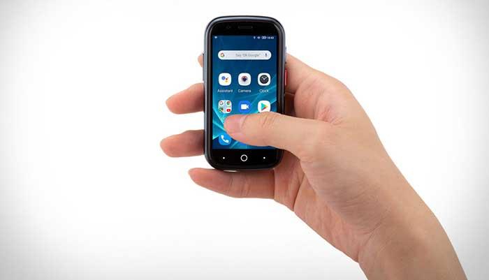 Unihertz Jelly 2 Android smartphone