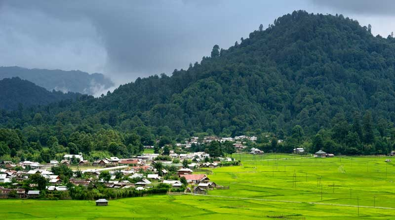 Ziro Valley of Arunachal Pradesh